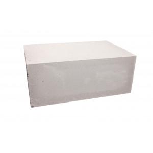 Стеновой полнотелый пеноблок D400 размером 300х600х600 мм
