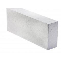 Стеновой пеноблок 200х300х600 мм полнотелый D500