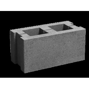 Стеновой пустотелый шлакоблок М-100 размером 200х300х600 мм