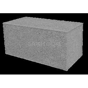 Перегородочный полнотелый шлакоблок М-100 размером 390х190х190 мм