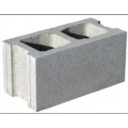Перегородочный керамзитобетоный блок 500х300х188 мм