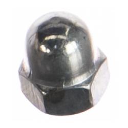 Гайка колпачковая оцинкованная М6 Профикреп 4 шт.