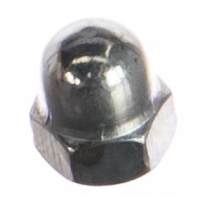 Гайка М6 колпачковая оцинкованная Профикреп DIN 1587