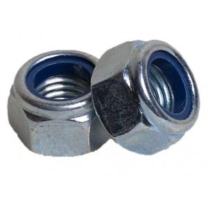 Гайка М5 с контрящим кольцом КРЕП-КОМП DIN 985