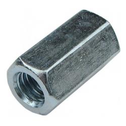 Гайка оцинкованная удлиненная М6 КРЕП-КОМП 2500 шт.