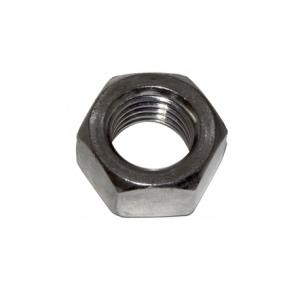 Гайка М5 из нержавеющей стали шестигранная А2 КРЕП-КОМП DIN 934