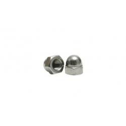 Гайка из нержавеющей стали колпачковая М3 ЦКИ 500 шт.