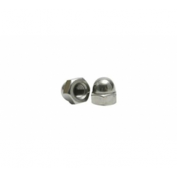 Гайка из нержавеющей стали колпачковая М6 ЦКИ 250 шт.