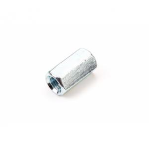 Гайка М16 оцинкованная переходная Стройметиз DIN 6334
