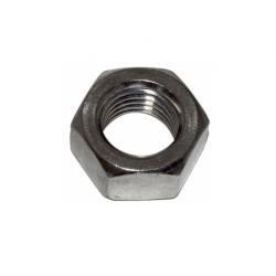 Гайка из нержавеющей стали шестигранная А2 М6 КРЕП-КОМП 100 шт.