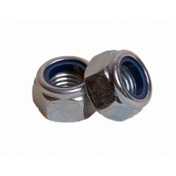 Гайка из нержавеющей стали с контрящим кольцом А2 М3 КРЕП-КОМП 1000 шт.