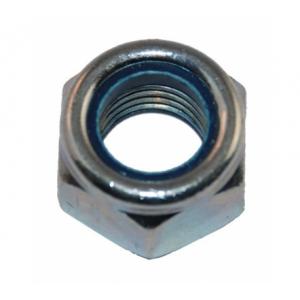Гайка М8 с нейлоновым кольцом самостопорящаяся Метизный двор DIN 985