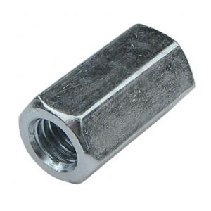 Гайка М12 оцинкованная соединительная TECH-KREP DIN 6334