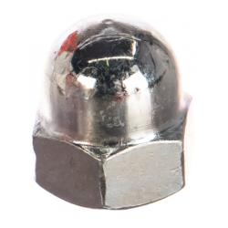 Гайка колпачковая оцинкованная М12 TECH-KREP 4 шт.