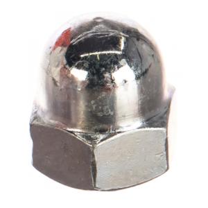 Гайка М12 колпачковая оцинкованная TECH-KREP DIN 937