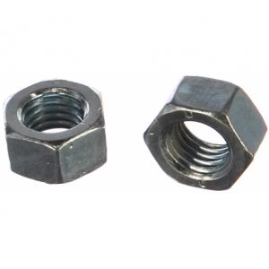 Гайка М18 оцинкованная шестигранная Стройметиз DIN 937