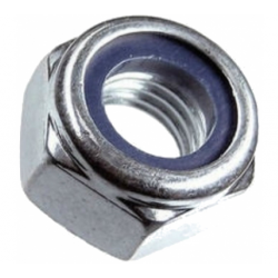 Гайка из нержавеющей стали А2 М6 TECH-KREP 10 шт.