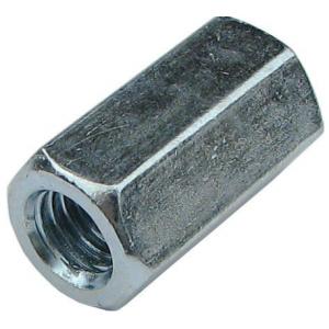 Гайка М20 оцинкованная удлиненная КРЕП-КОМП DIN 6334