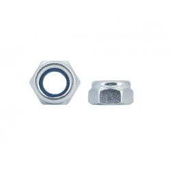 Гайка с нейлоновым кольцом М2 TECH-KREP 500 шт.