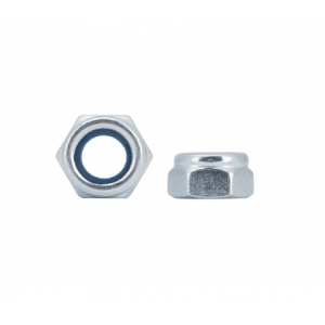 Гайка М5 с нейлоновым кольцом TECH-KREP DIN 985