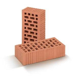 Керамический строительный пустотелый одинарный кирпич М-150 ВВКЗ